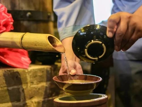 基酒调味酒技术